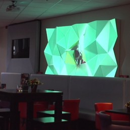 Movie Unlimited - projection mapping