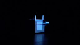 Projection mapping Roche